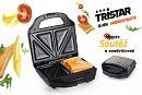 Soutěž o sendvičovač Tristar SA-3056