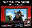 Předvánoční soutěž o lístky do multikina CineStar Anděl