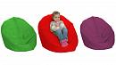 Stylový sedací vak je skvělým dárkem pro nejmenší – SOUTĚŽ