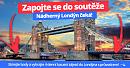 Vyhrajte 4 denní luxusní zájezd do Londýna s průvodcem!