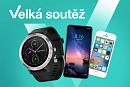 Vyhrajte iPhone, chytré hodinky a další skvělé ceny
