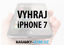 Soutěž o iPhone 7