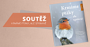 Soutěž o 3 výtisky knihy Krmíme ptáky - ale správně