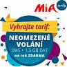 Soutěž o neomezené volání, SMS a 1,5 GB dat měsíčně na rok ZDARMA