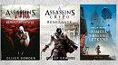 Soutěž o knihy ze série Assassin´s Creed a Pomstu jednooké letkyně