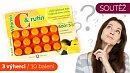 RosenPharma vyhlašuje novou soutěž o Vitamin C s rutinem