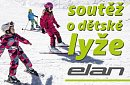 Soutěž o lyže ELAN