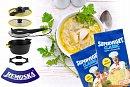 Kup polévkové koření SUPERVEGET  a vyhraj REMOSKU