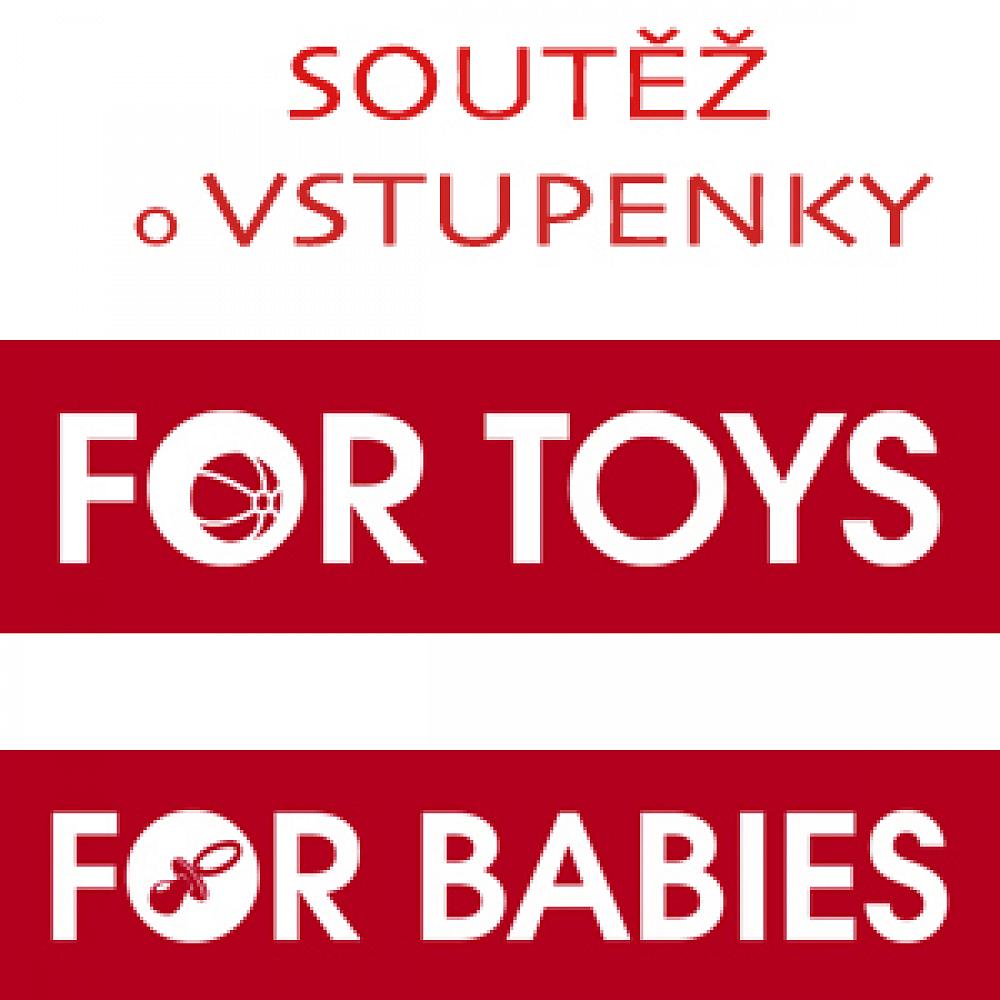 soutěž o vstupenky na veletrhy for babies a for toys souteže cz