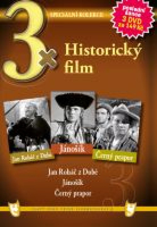 Ukončeno Bodíková soutěž o DVD 3x Historický film 16f132ba13