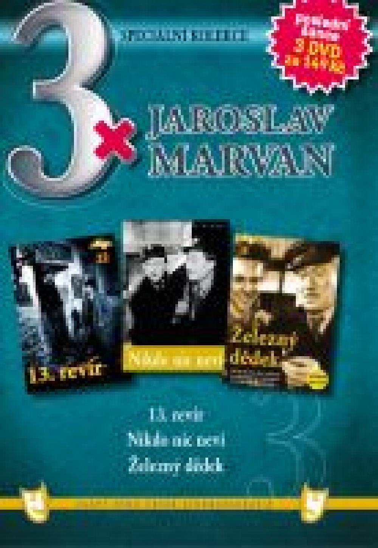 Ukončeno Bodíková soutěž o 3 filmy s Jaroslavem Marvanem 5428a3243a