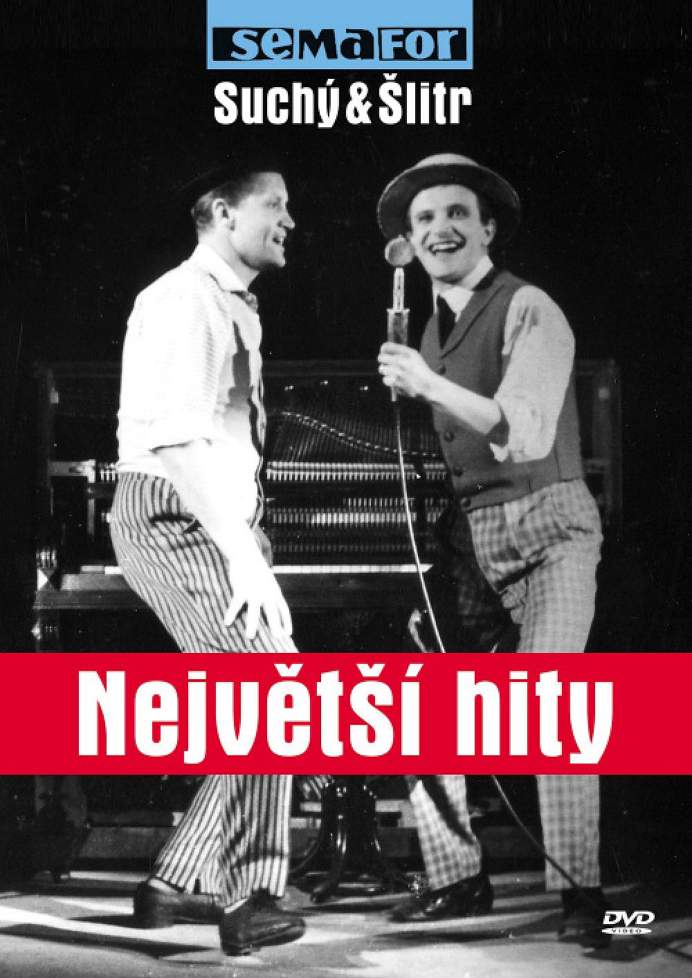 Ukončeno Získejte DVD Suchý   Šlitr – Největší hity! fda97861df