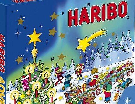 adventni kalendar haribo Vyhrajte vánoční překvapení od společnosti HARIBO! | Souteže.cz adventni kalendar haribo