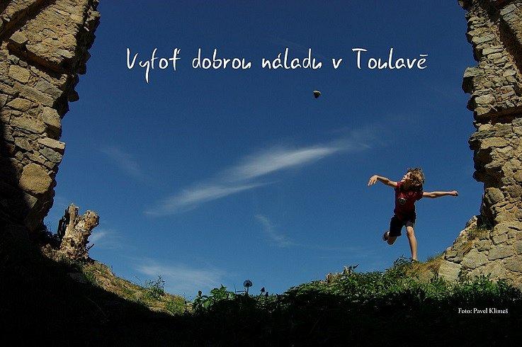 Vyfoť dobrou náladu v Toulavě