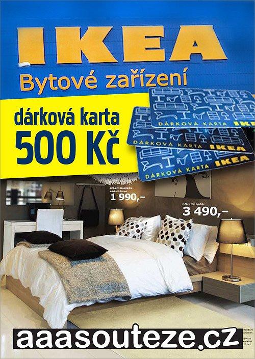 Ikea Ziskejte 500 Kc Na Nakup Souteze Cz