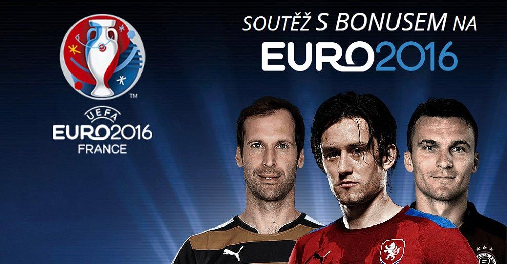 Soutěž s bonusem na Euro 2016