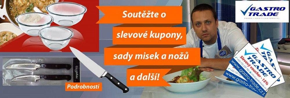 Soutěž o profesionální vybavení do kuchyně