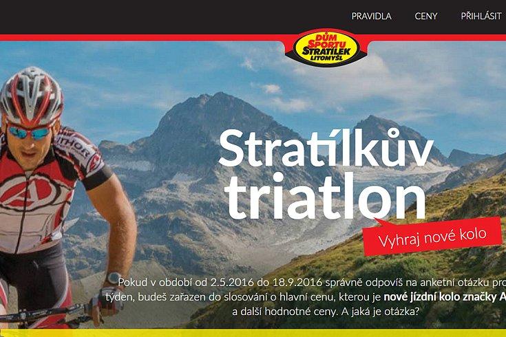 Stratílkův triatlon