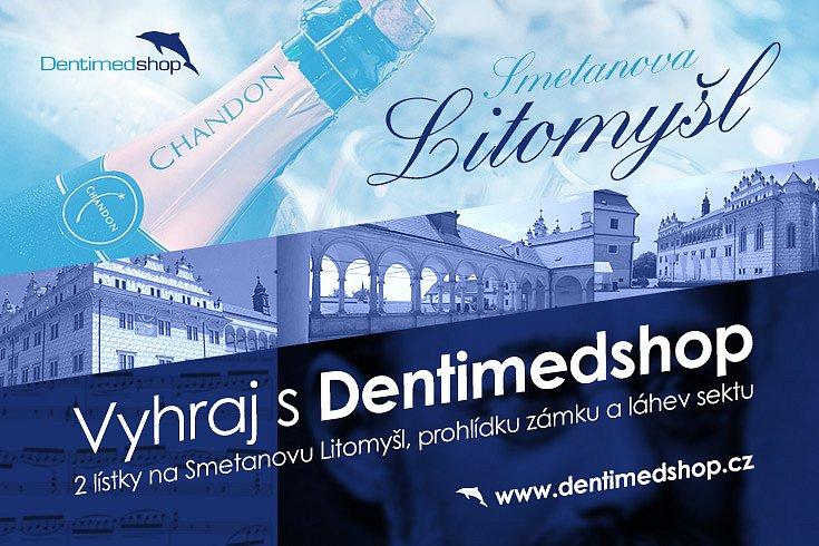 Vyhraj s Dentimedshop 2 lístky na Smetanovu Litomyšl