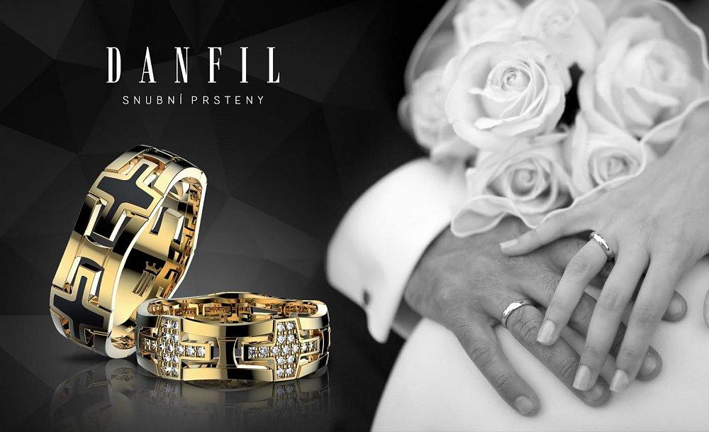 Soutěž o slevu na snubní prsteny Danfil