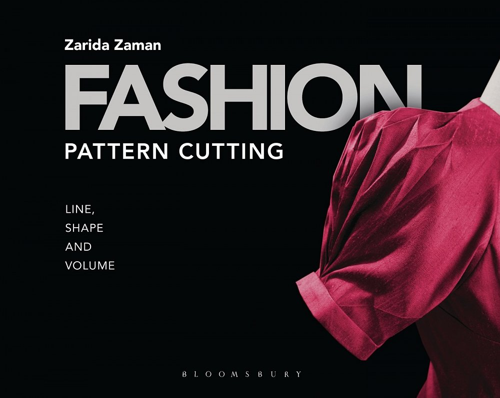 Soutěž o knihu Fashion Pattern Cutting