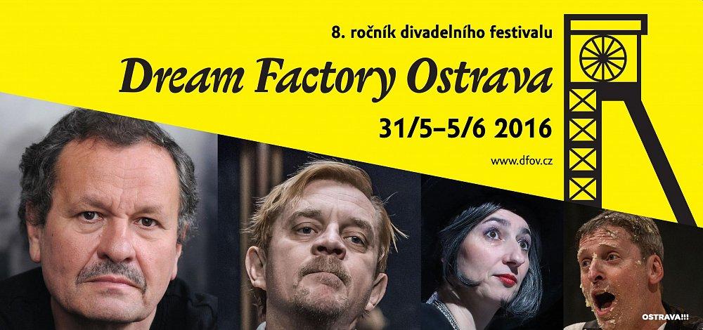 Vstupenky na festival DREAM FACTORY