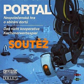 SOUTĚŽ o herní novinku PORTAL