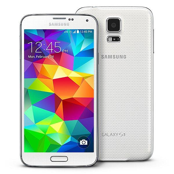 Soutěž o mobilní telefon Samsung Galaxy S5 Mini