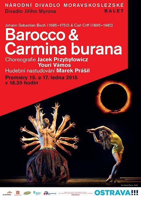 Vstupenky do divadla BAROCCO & CARMINA BURANA