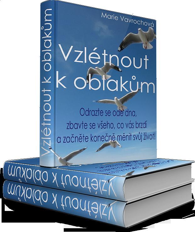 Soutěž o 3 e-booky Vzlétnout k oblakům