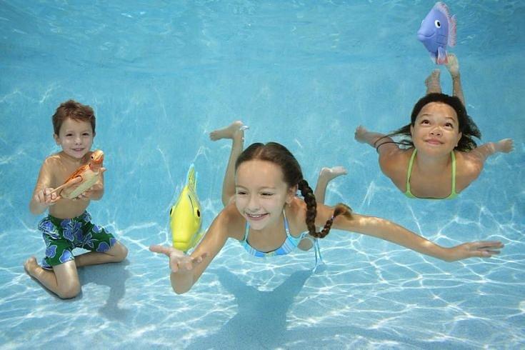 Soutěž o bezchlórovou bazénovou chemii GUAa POOL