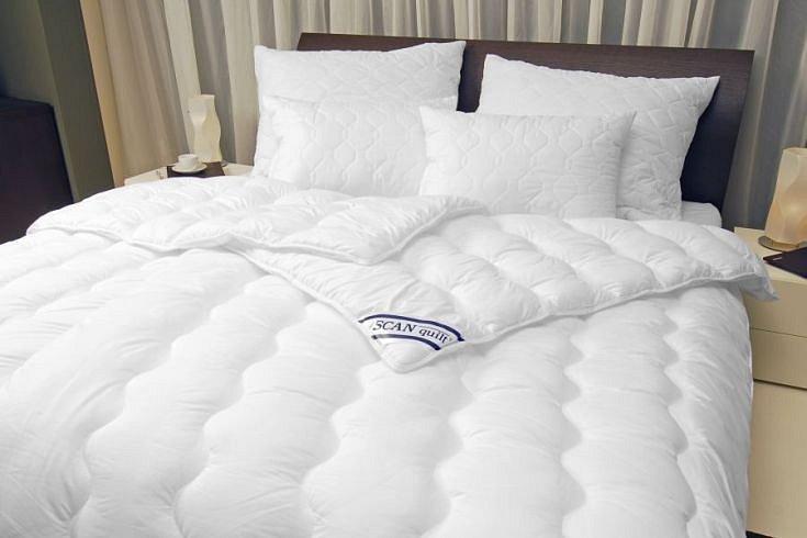 Soutěž o poukaz v hodnotě 1000 Kč na nákup bytového textilu SCANquilt