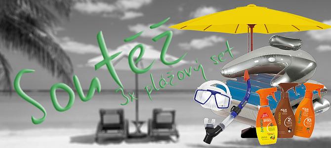 Soutěž o relax vybavení na dovolenou!