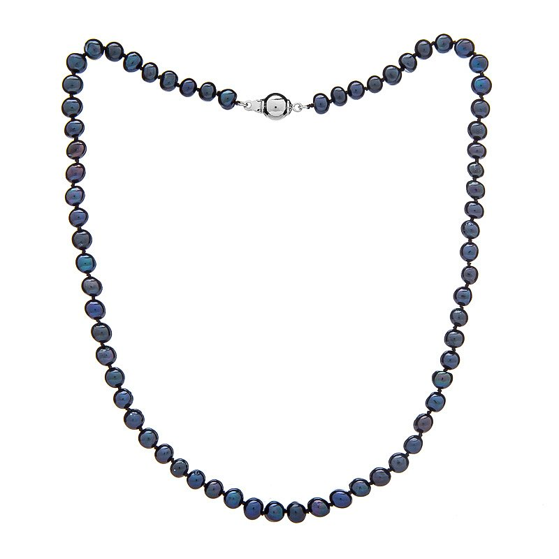 Soutěž o náhrdelník z pravých černých perel