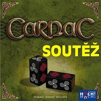 SOUTĚŽ o deskovou hru CARNAC