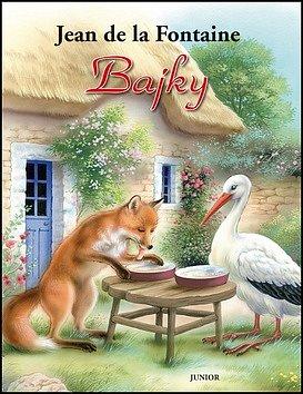 Dětská kniha Bajky