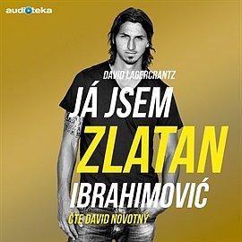 Audiokniha Já jsem Zlatan Ibrahimović