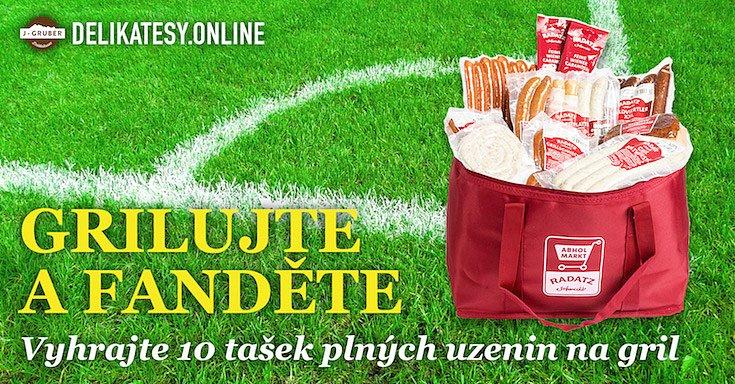 Soutěž o 10 tašek uzenin na gril - www.delikatesy.online