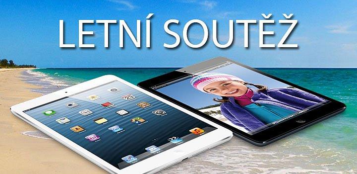 Letní soutěž: Zapojte se do velké soutěže o iPad mini 2 s Retina displejem.
