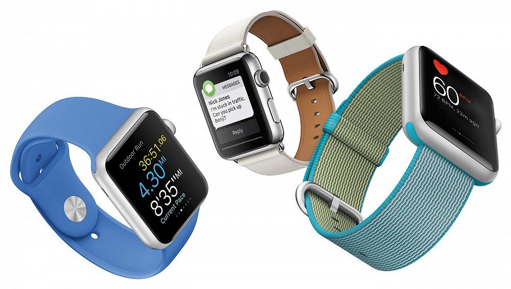 Soutěž o hodinky Apple Watch