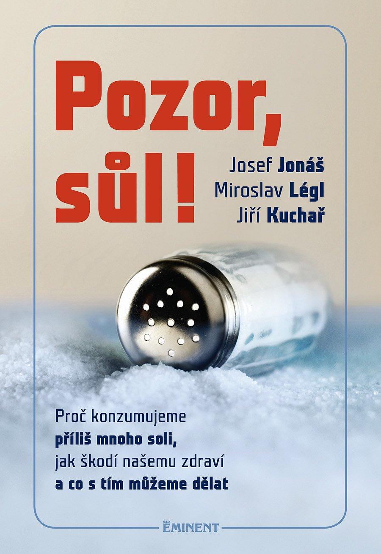 Kniha Pozor, sůl!