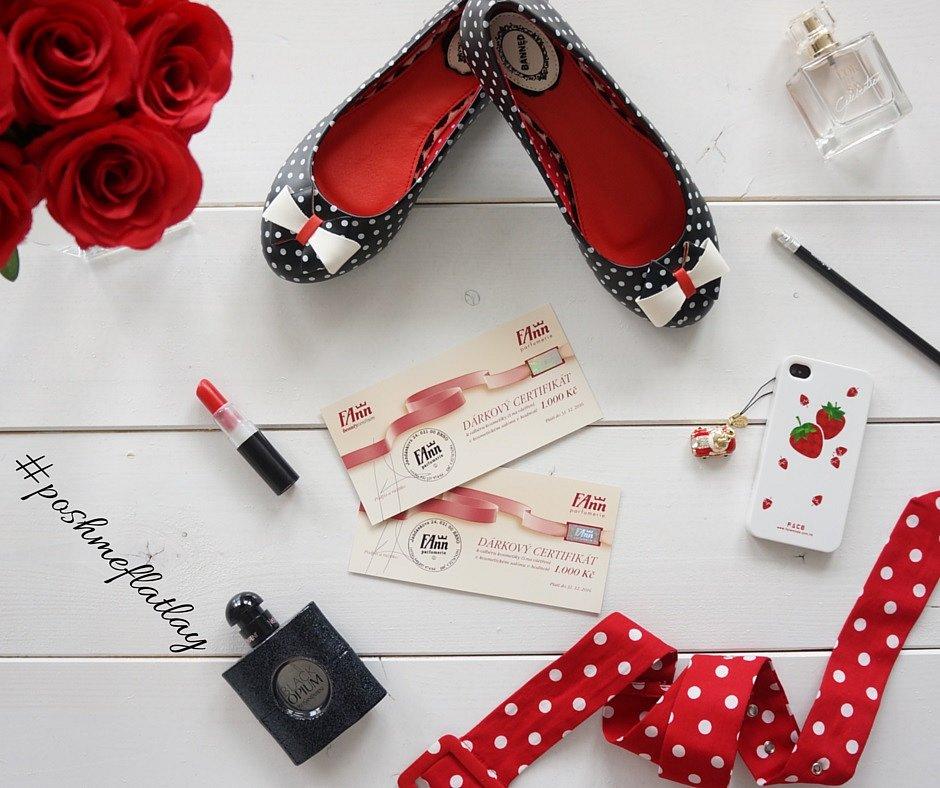 Soutěž o poukaz do FANN parfumerie