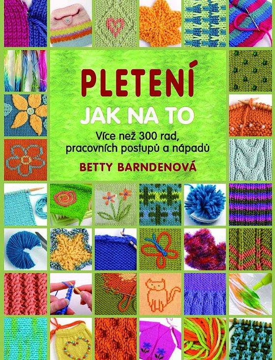 Jak na pletení - kniha pro dva výherce!