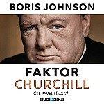 Soutěž o audioknihu Faktor Churchill v hodnotě 299 Kč