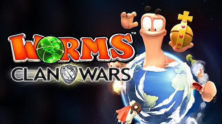 Soutěž o PC hru Worms Clan Wars