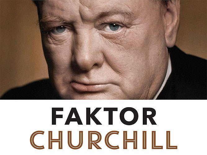 Vyhrajte audio verzi životopisu Winstona Churchilla!