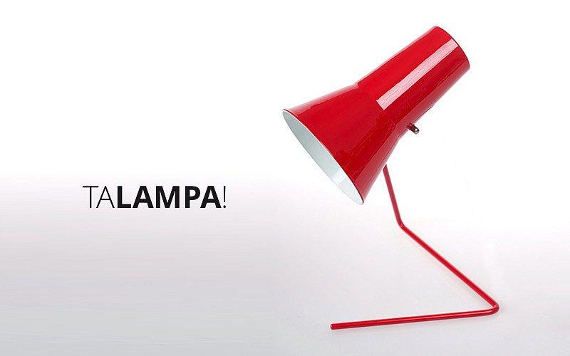 Vyhrajte designovou retro lampičku ze 60. let – Talampa!