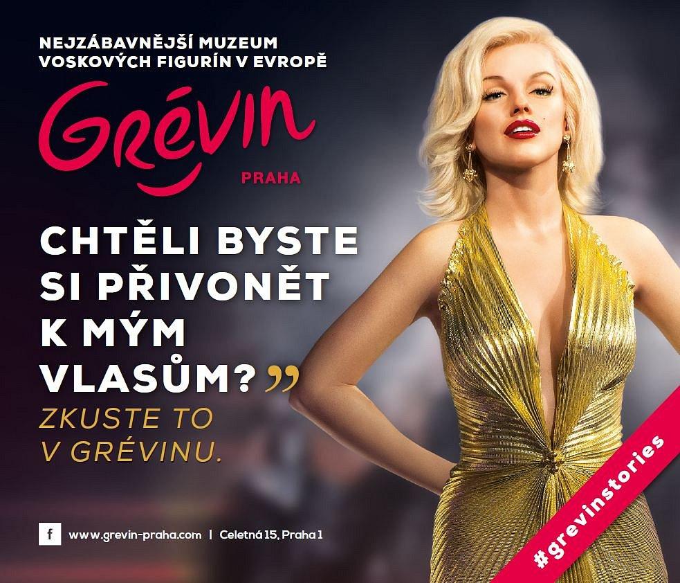 Soutěž o VIP vstupenky do Museé Grévin Praha s Everydaymagazin.cz