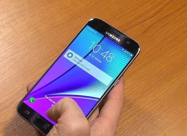 Soutěž o Samsung Galaxy S7