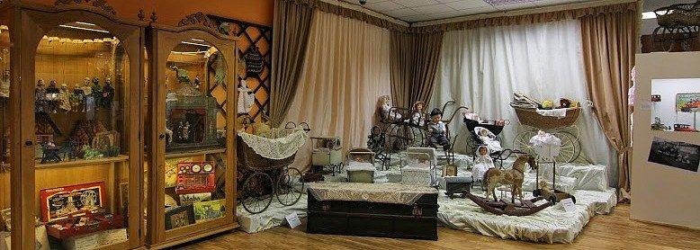 Rodinné vstupné do Muzea hraček Ostrava
